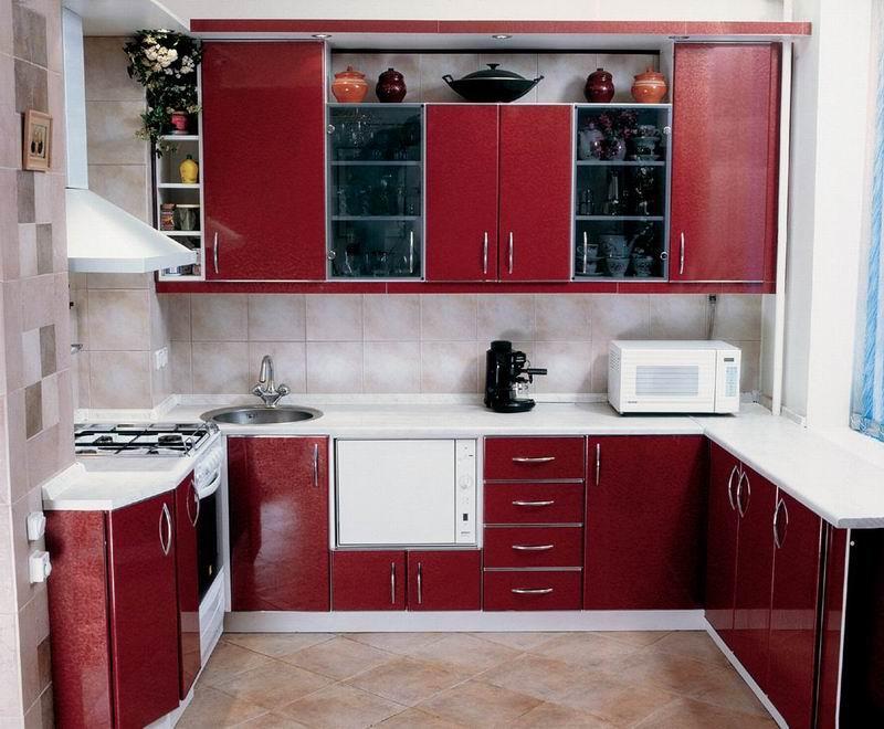 Варианты планирования кухни