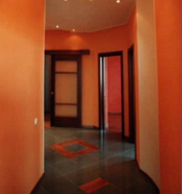 Выбору обоев для коридора в квартире