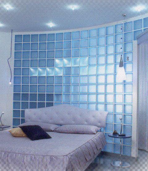 Reforma en la costa del sol con profesionales dise o decoracion garantia de calidad colocaci n - Pared de bloques de vidrio ...