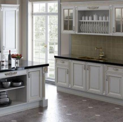 Кухня белого цвета ремонт узел