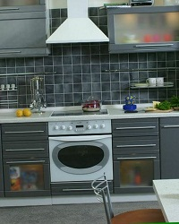 Планировка маленькой кухни pictures to pin on