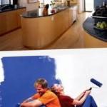 Косметический ремонт кухни, быстрое...