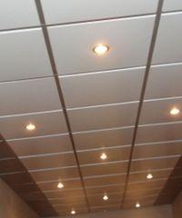 конструкция подвесного потолка