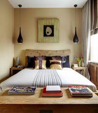 проблема узкой спальни