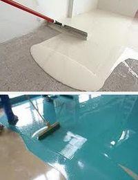 Как сделать наливные полы самим