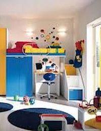 цветовые решения комнаты ребенка