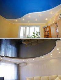 какой потолок лучше - подвесной и натяжной