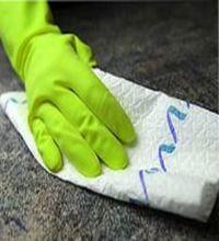чистка мрамора