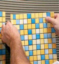 мозаика плитки виды