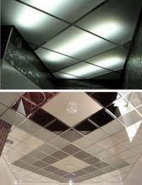 подвесной потолок из акрила