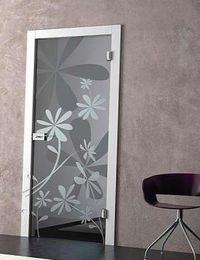 закаленное стекло межкомнатные двери