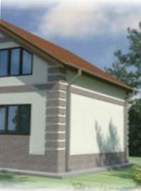 фасадные обои для дачи