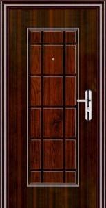 дверь стальная металлическая