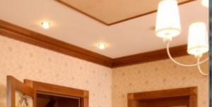 как сделать ремонт потолка