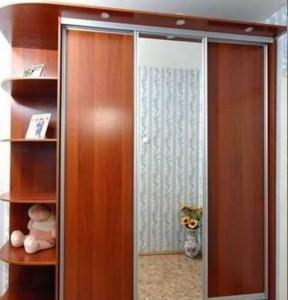 конструкция дверей шкафа купе