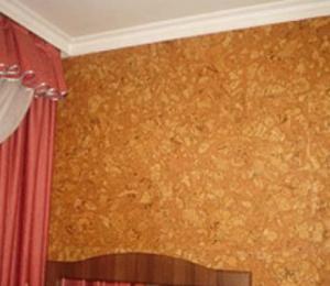 Пробковые покрытия для стен полов