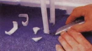 технология укладки ковролина