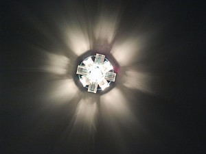 светильник для натяхных потолков