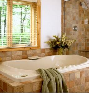 Установка чугунных ванн, преимущества