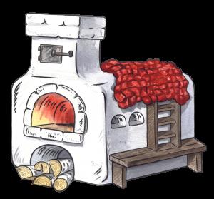 Кладка каминов и печей