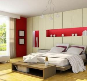 Сооовременный дизайн спальни фото