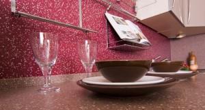 Декоративные стеновые панели на кухне