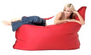 Бескаркасная мебель, преимущества