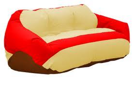 Бескаркасная мебель, уют и комфорт