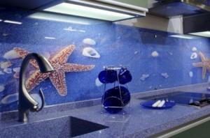Виды стеновых панелей на кухне