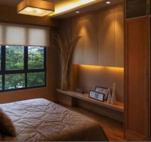 мебель в спальне небольших размеров