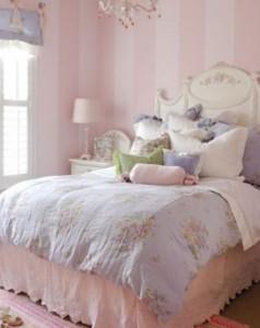 Стиль винтаж для спальни