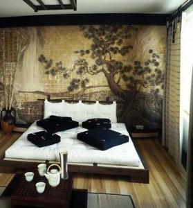 Китайский дизайн интерьера