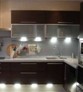 Как сделать освещение на кухне