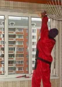 Проблемы ремонта зимой