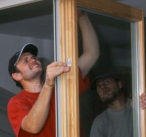 Как установить деревянные окна