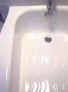 Вид ванны после восстановления