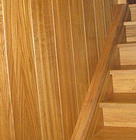 натуральные деревянные стеновые панели