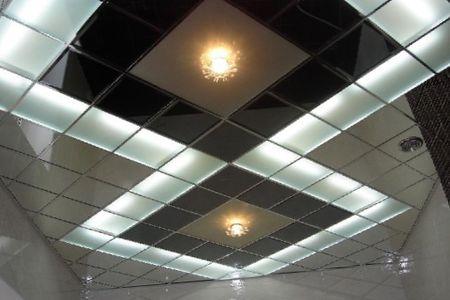 качество подвесных потолков