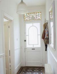 декор прихожей в викторианском стиле