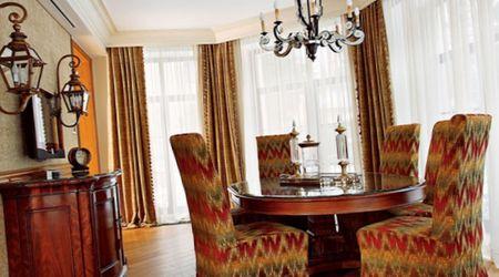 декор столовой в викторианском стиле