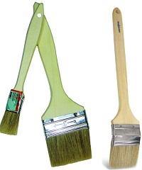 инструменты для покраски батареи кисточки