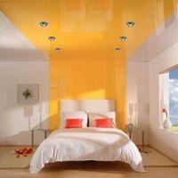 визуальное увеличение высоты комнаты