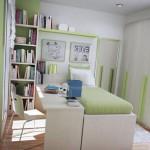обустройство комнаты маленьких размеров