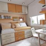 идеи в интерьере маленького пространства комнат