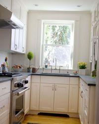 обстановка маленькой кухни