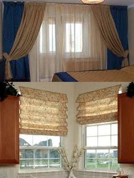 окна в интерьере квартиры