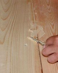 подготовка деревянного пола под укладку линолеума