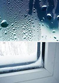 почему появляется конденсат на окнах