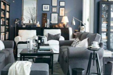 загромождение комнаты мебелью