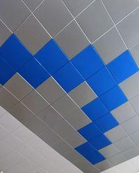 кассетные-подвесные потолки